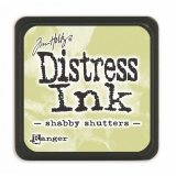 Distress Ink Mini Shabby Shutters
